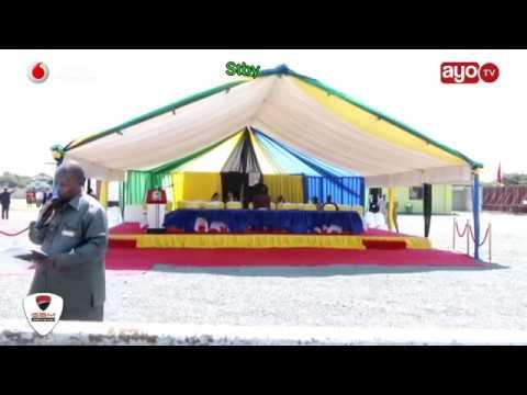 FULL VIDEO: Hotuba ya Rais JPM uzinduzi kiwanda cha Chuma, Pwani