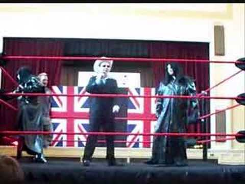 Damned Nation vs Brad Flash & Mikey Riot (Part 1 o...