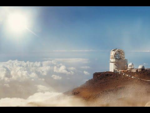 SOLAR TELESCOPE OF HAWAI'I