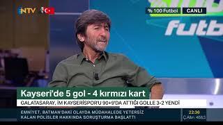 Rıdvan Dilmen: Ben bu kadar rezalet görmedim