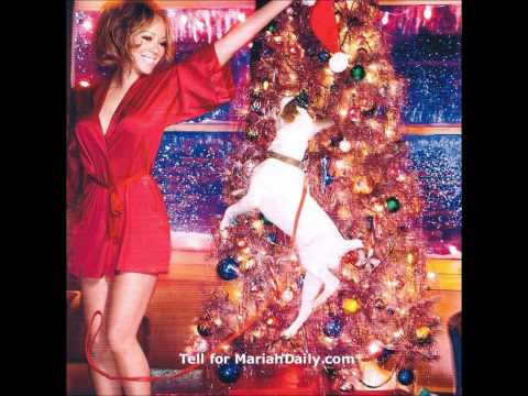 Charlie Brown Christmas *Studio Version* - Mariah Carey with LYRICS