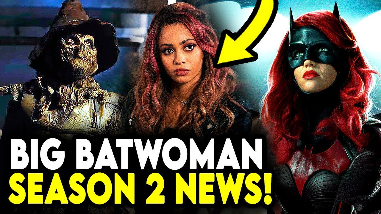 """Kate Kane """"MISSING"""", NEW Batwoman Cast? + SCARECROW in ..."""