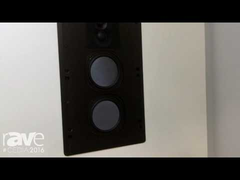 CEDIA 2016: MSE Audio Highlights the Phase Tech CI In-Wall CI120, CT130 Speakers and IW210 Sub