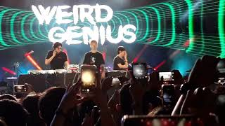 Gambar cover Weird Genius-DPS LIVE PRJ