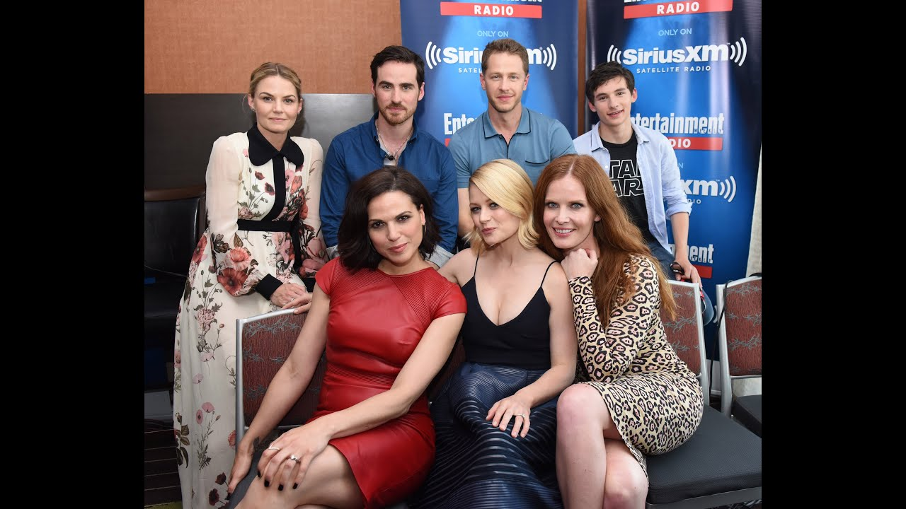 coraline meet the cast of once upon a time