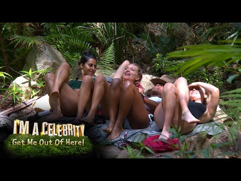 The Girls Master Some Celebrity Impressions! | I'm A Celebrity... Get Me Out Of Here!
