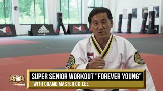 Super Senior Workout | ATA Martial Arts