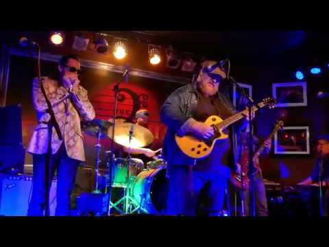Nick Moss Band 2017-02-01 Boca Raton, Florida  - The Funky Biscuit