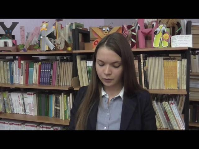 Изображение предпросмотра прочтения – ЕкатеринаШведкова читает произведение «Легкое дыхание» И.А.Бунина