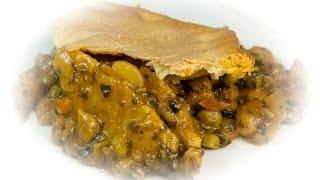 Samosa Pie (vegan & Low Salt!)