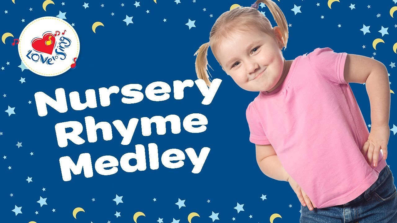 Nursery Rhymes For Kids Playlist With Actions Children Love To Sing