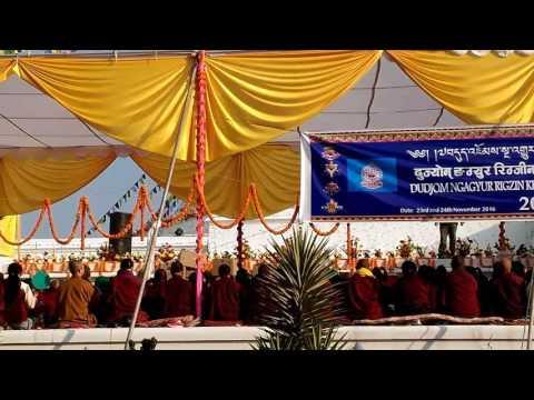 Grand Krodikali Ganacakra Boudanath Stupa 2016 3