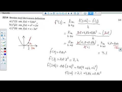 2214 Matematik 5000 Kurs 3c