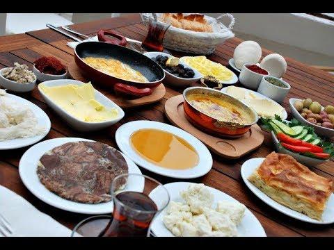 İZMİT'İN EN İYİ KAHVALTILARI (İzmit'in En İyi 7 Kahvaltı Mekanı - 2017)