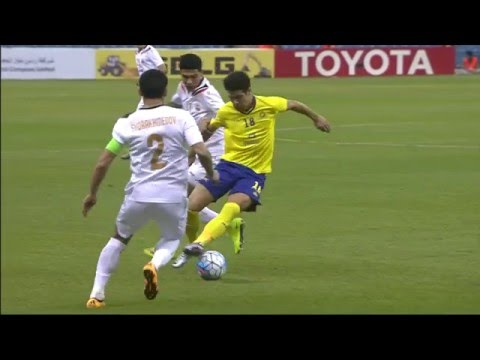 Al-Nassr vs Bunyodkor: AFC Champions League 2016 - Group Stage MD1