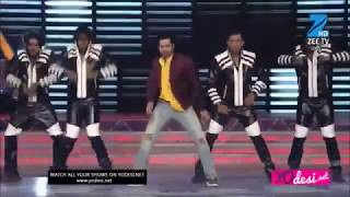 Varun Dhawan Alia Bhatt Dance Performance 2017