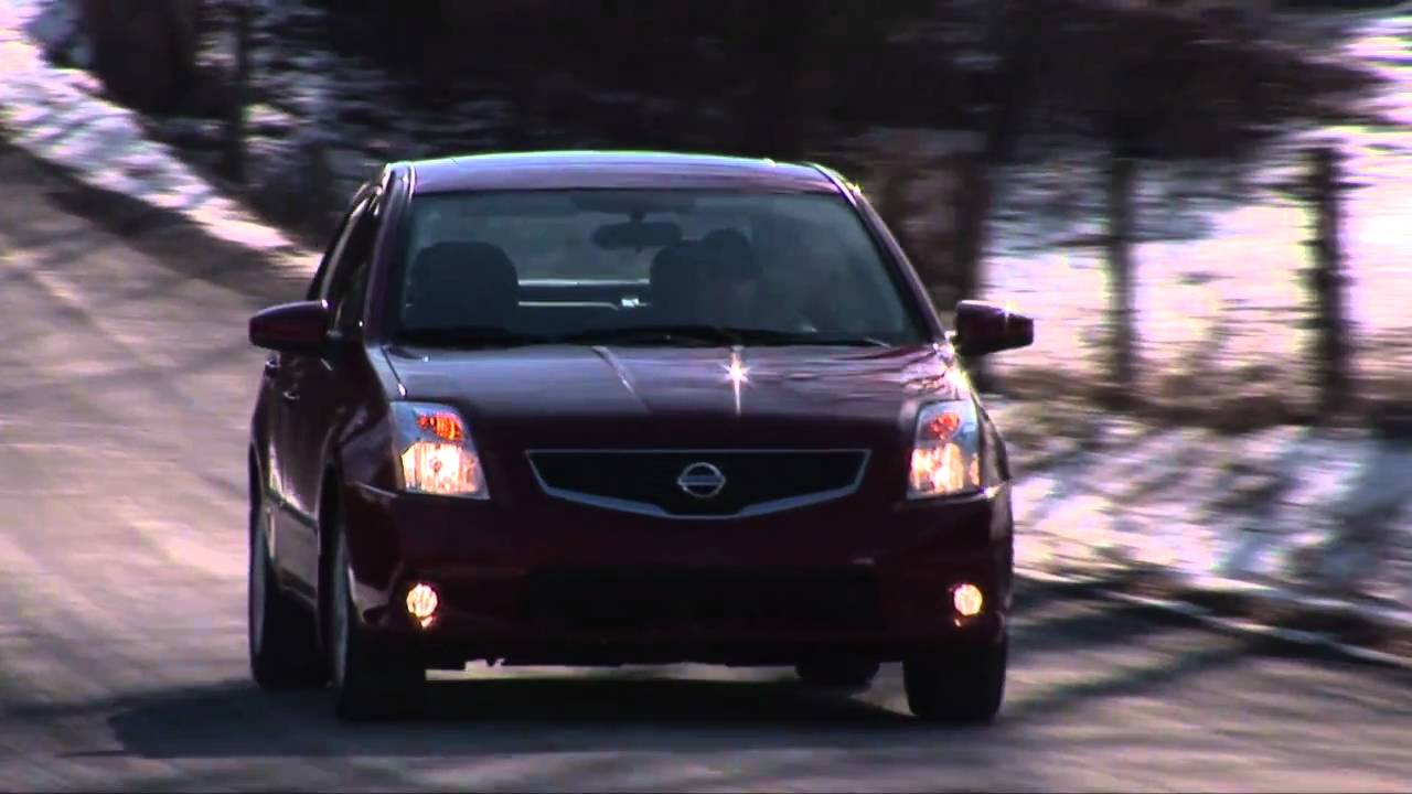 2011 nissan sentra drive time review youtube. Black Bedroom Furniture Sets. Home Design Ideas