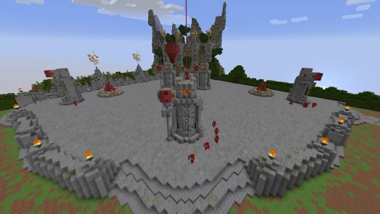 League of Legends in Minecraft [1.12]
