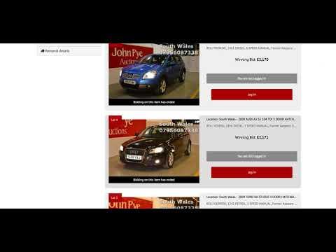 John Pye Auctions Public Auctions UK - Honest Review Video