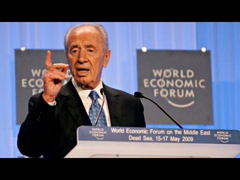 Shimon Peres: Champion of Power or Peace?