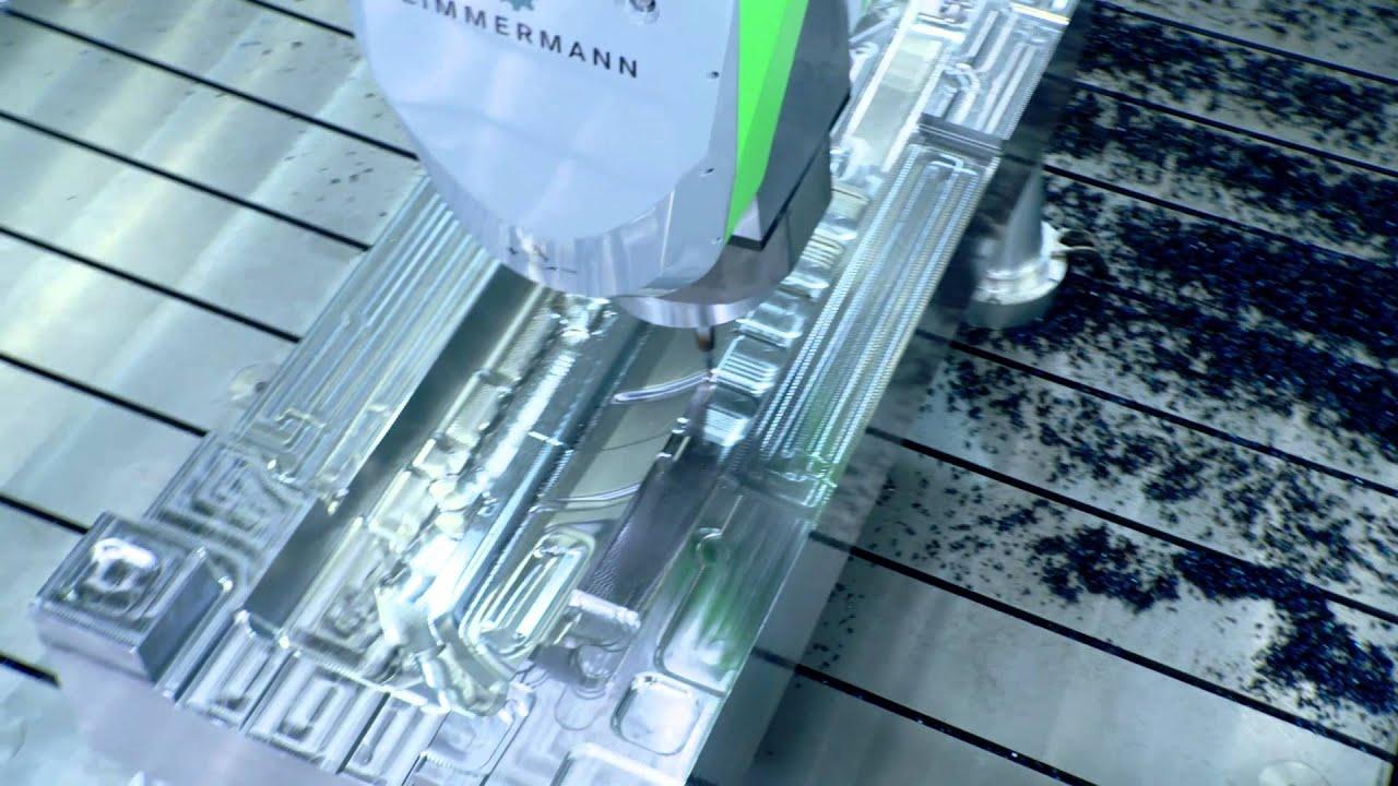 zimmermann milling machine