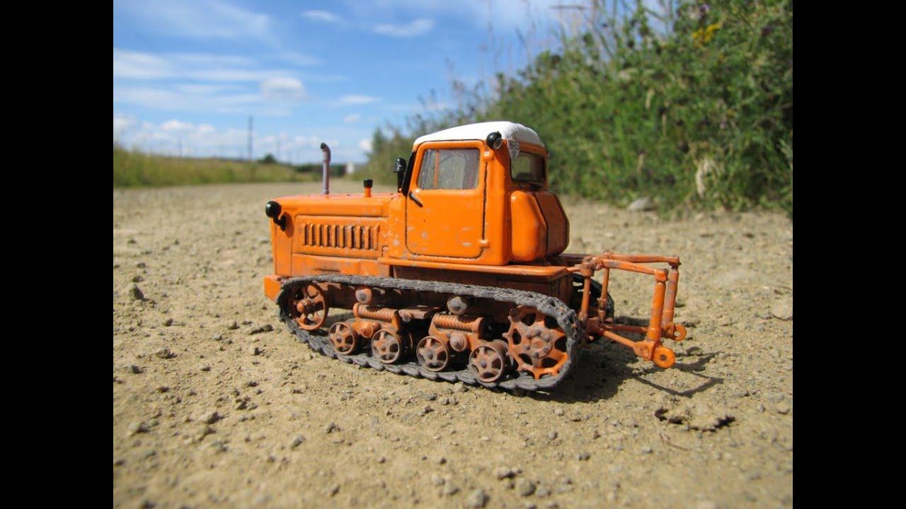 Купить трактор дт-75 с отвалом по лучшей цене, смотрите каталог: тракторы.