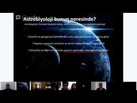18. Konuşma: Antik Genleri Yeniden Canlandırma Astrobiyoloji ve Deneysel Evrim