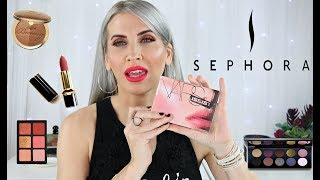 WHAT'S NEW AT SEPHORA?    HAUL 15% off!!