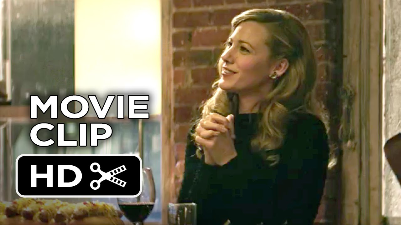 The Age Of Adaline Movie Clip First Dates 2015 Blake