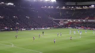 Sheffield United Fans Sing