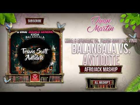 Balangala vs. Antidote vs. Bounce Generation (Afrojack Mashup)