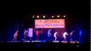 Jawahar Vidyalaya High School - Annual Day 2012 - Dance - Ek Tu Hi Bharosa