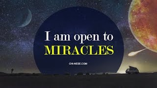 Daily affirmations to attract miracles and transform your life. Rep...