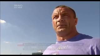 Mariusz Pudzianowski - The Legend - Tribute Movie HD