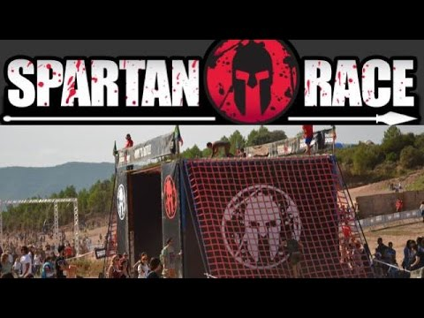 REEBOK SPARTAN RACE BARCELONA 2015 Full Race