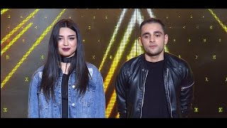 X-Factor4 Armenia-Gala Show 6-Emanuel&Mariam/Zara Larsson-Never forget you-26.03.2017