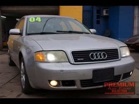 Audi A6 Quattro Newark New Jersey