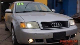 2004 Audi A6 3.0 Quattro Newark, New Jersey