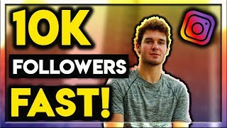 How To Get 10K Instagram Followers FAST In 2019 (Algorithm Jacking)