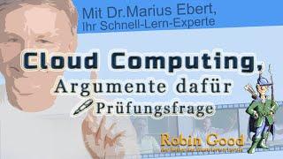Cloud Computing, Vorteile
