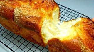 버터식빵(호텔식빵) : 그냥 먹어도 맛있는 식빵, 최고…