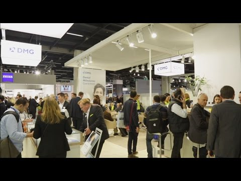 Dental future is now: DMG at the IDS 2017