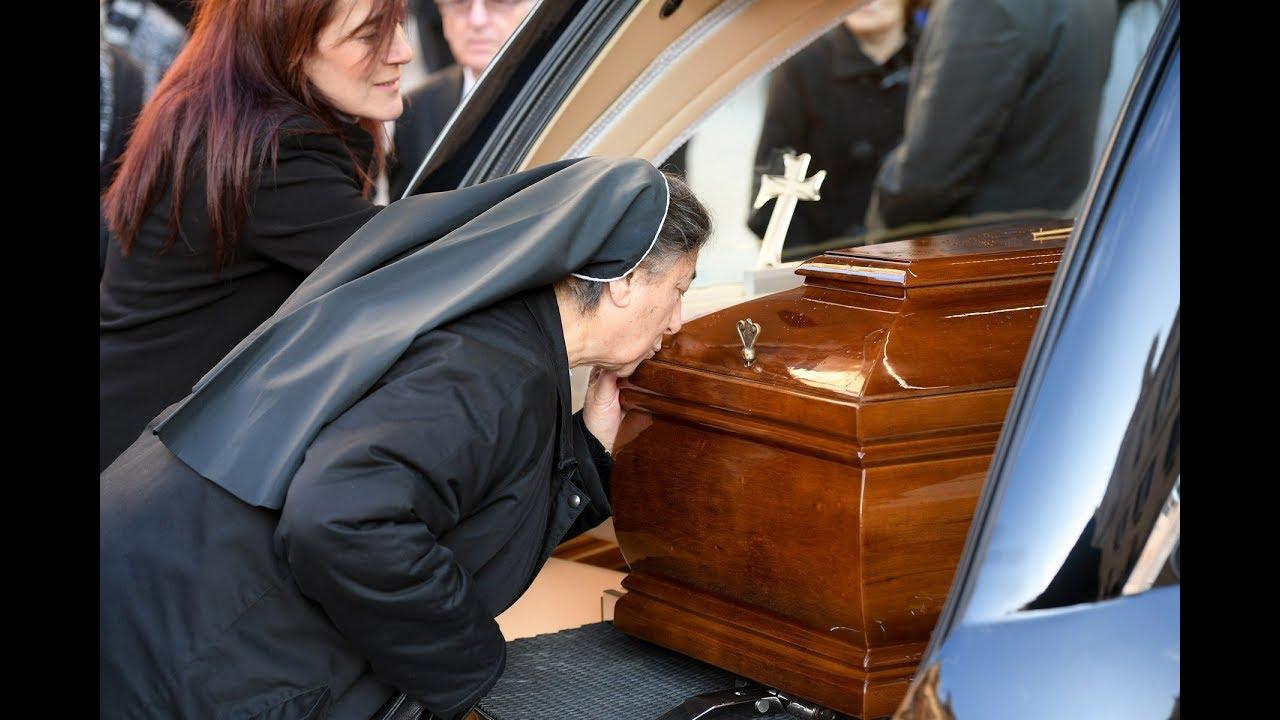 Il-Quddiesa tal-funeral tal-Isqof Emanuel Barbara O F M  Cap