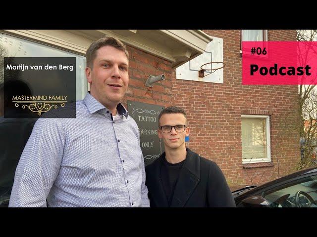 Martijn van den Berg & Frenky Veldman over investeren in vastgoed | Podcast #06 |