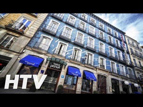 Hostal Persal En Madrid