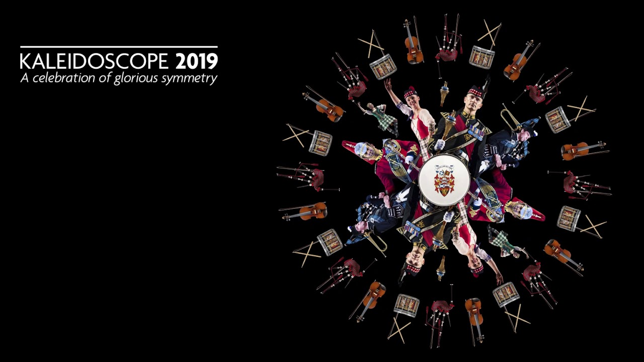 Royal Edinburgh Military Tattoo Kaleidoscope 2019