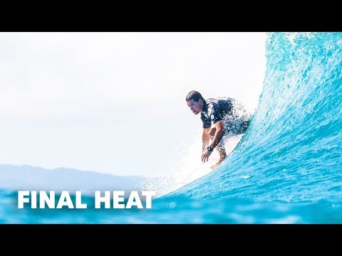 Full Volcom Pipe Pro 2018 final heat.