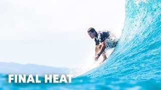 Full Volcom Pipe Pro 2018 final heat