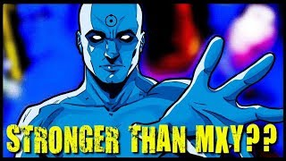 The Absurd Powers of Doctor Manhattan