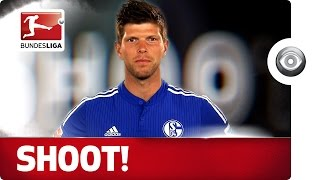 Klaas-Jan Huntelaar - Schnitzel and Master Criminal // Shoot!
